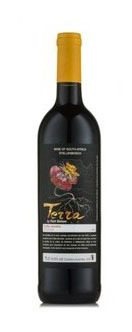 Vin Sud Africain - TERRA by Fort Simon - Pinotage - rouge - 2019