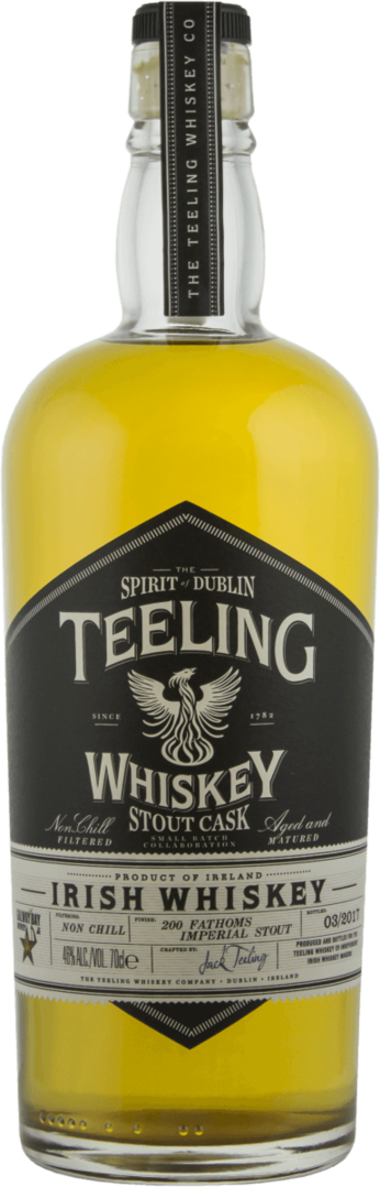 TEELING GALWAY BAY STOUT CASK FINISH | 46% - 70cl