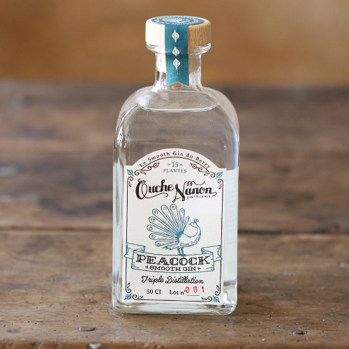 Peacock Smooth Gin