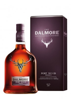 DALMORE Port Wood Reserve Of 46,5 %