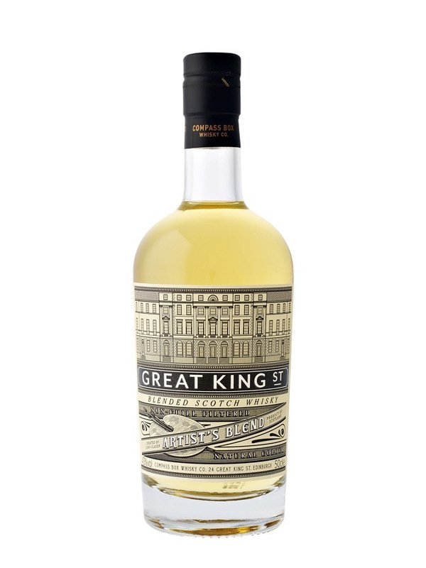 GREAT KING STREET Artist s Blend 43 %
