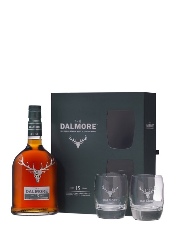 DALMORE 15 ans Of  |  40%  - 70 cl