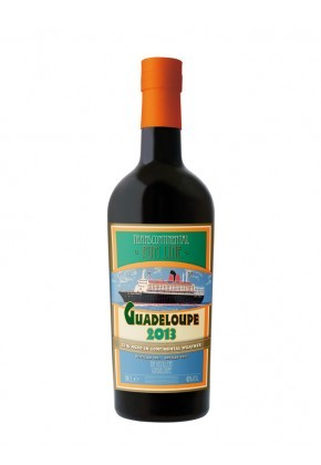 GUADELOUPE 2013 -  TCRL | 43% - 70 cl